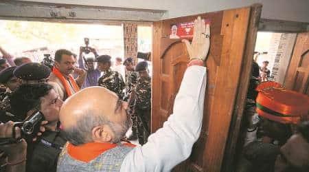 Only BJP, Communist Party have internal democracy: AmitShah