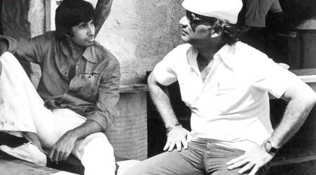 Working with Yash Chopra was always a picnic, says Amitabh Bachchan in his latest blog. See photos