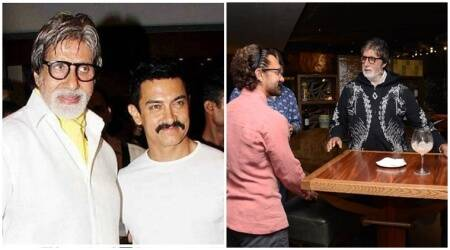 Amitabh Bachchan is done with the first schedule of Aamir Khan starrer Thugs Of Hindostan in Malta
