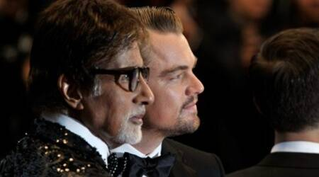 Amitabh Bachchan remembers about working with Leonardo DiCaprio