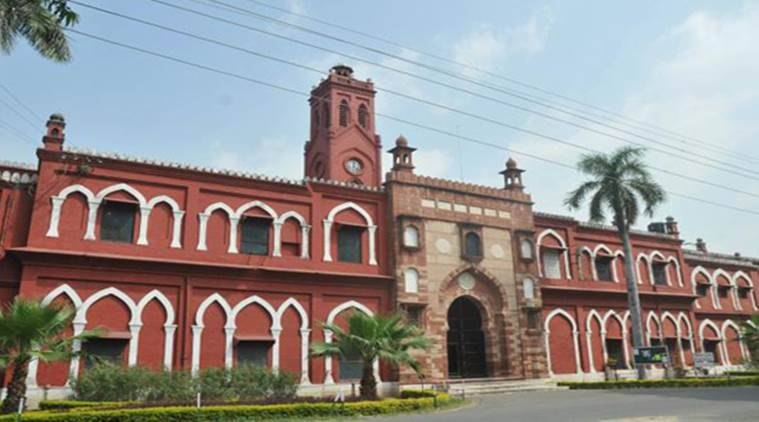 Aligarh Muslim University, AMu, Ramzan, Bhartiya Janata Yuva Morcha, Fast for Non hindus, Non hindus in AMU, Indian express news, india news, Latest News