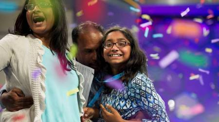 CNN anchor 'mocks' Indian-American spelling bee champion