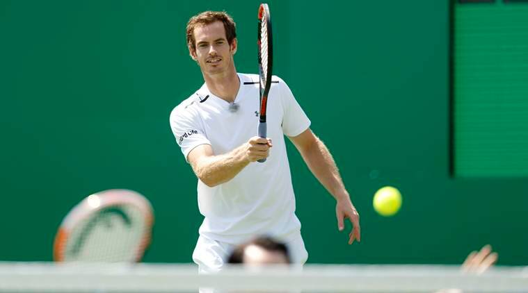 Andy Murray, Tennis, Indian Express