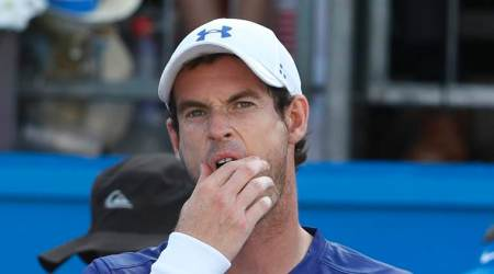 andy murray, andy murray tennis, queens club tennis championships, tennis news, sports news, indian express