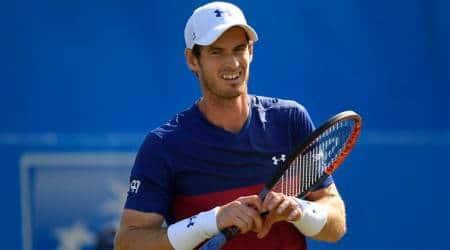 Aspall Tennis Classic event, Andy Murray, Hurlingham, Queen's Club, Dubai Open title