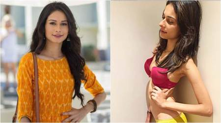 Aneri Vajani aka Saanjh of Beyhadh falls prey to body shamers after posting photo in lingerie, see photo