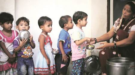 NGOs taken off schools for low quality food continue to serve at anganwadis