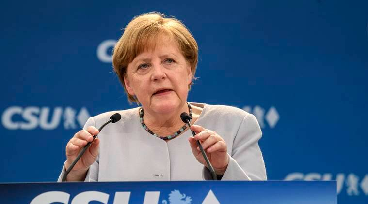 Angela Merkel, business, business strategy, industrial sector, Chinese investments, Paris Climate Agreement, climate change, world news, Indian express news