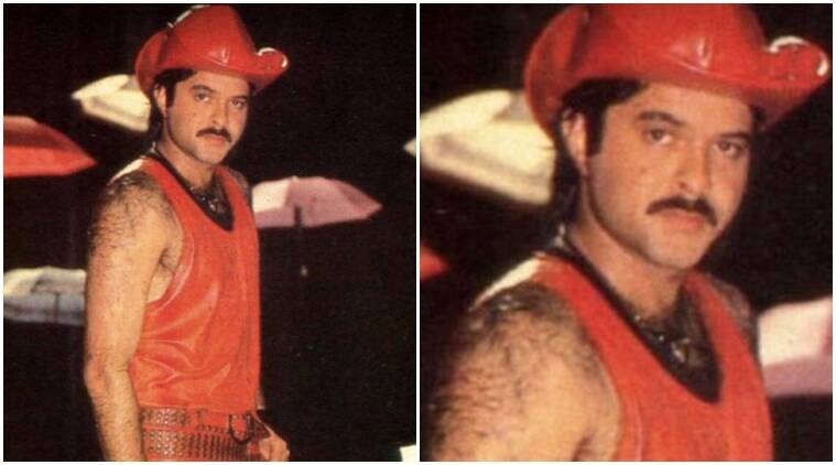Anil kapoor, anil kapoor fashion statement, anil kapoor throwback photo, anil kapoor hairy photos,