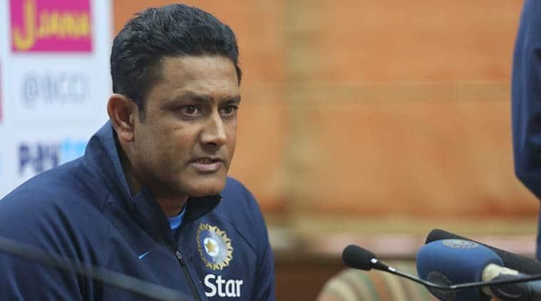 anil kumble, anil kumble coach, sunil gavaskar, india cricket coach, cricket news, sports news, indian express