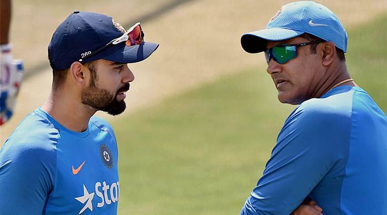 Kumble Kohli rift, ICC Champions Trophy 2017, Anil Kumble resignation, Indian cricket team new coach, BCCI, Ravi Shastri, Ravi Shastri Anil Kumble conflict, cricket news, indian express news