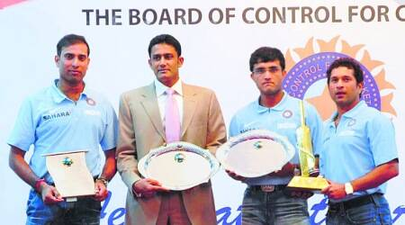 Sachin Tendulkar, Sourav Ganguly, VVS Laxman 'endorsed' Anil Kumble's India coach contract extension