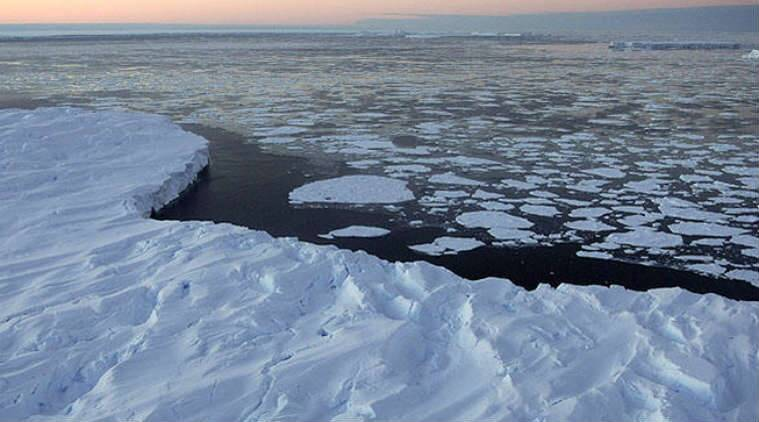 Antarctica, ice scarcity in Antarctica, Global Warming, Climatic changes in Antarctica, result of climatic changes in Antarctica, effects of global warming, Antarctica news, world news, Science, Science news, Indian Express