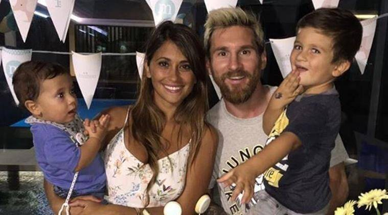 lionel messi, messi, messi wedding, messi marriage, football news, sports news, indian express