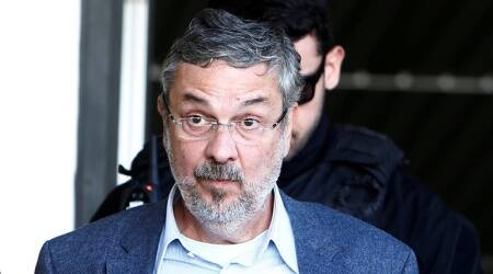 Former Brazilian minister Antonio Palocci sentenced to 12 years in prison