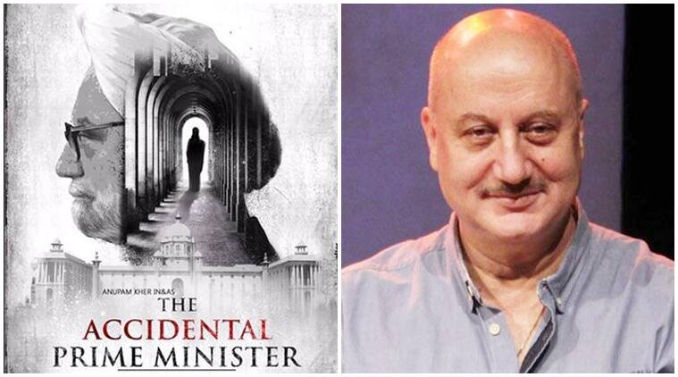 anupam kher, anupam kher photos, accidental prime minister, the accidental prime minister poster