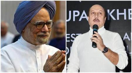 Anupam Kher to play Manmohan Singh in biopic to be released before 2019 elections