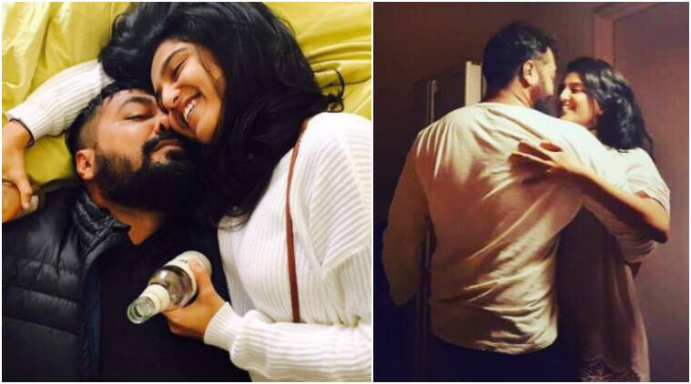 PDA ALERT! Anurag Kashyap Posts Pictures With His 23-Year-Old Girlfriend!