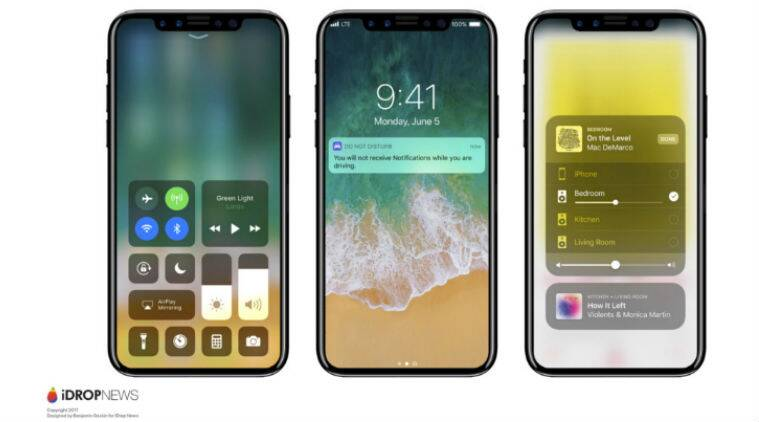 Apple, iPhone 8, iOS 11, Apple iPhone 8, iPhone 8 leaked images