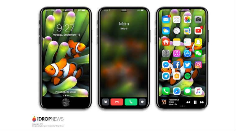 Apple, iPhone 8, Apple iPhone 8, iPhone 8 dummy video, iPhone 8 specifications
