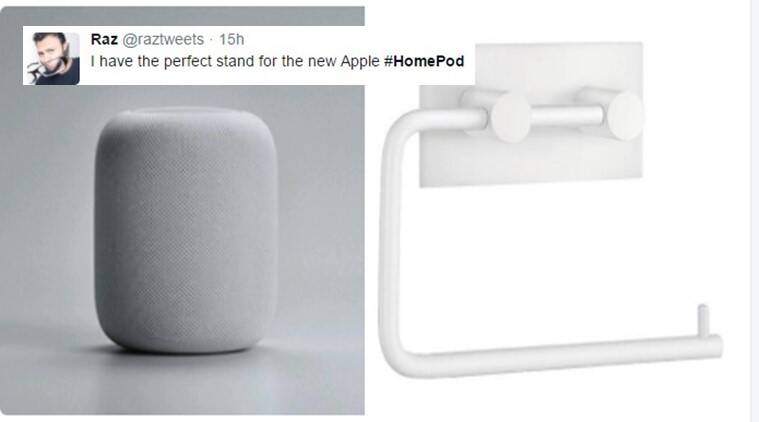 Apple, Apple WWDC 2017,HomePod, twitter reactions, indian express, indian express news