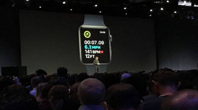 WatchOS4 comes this fall with better fitness tracking & Siri