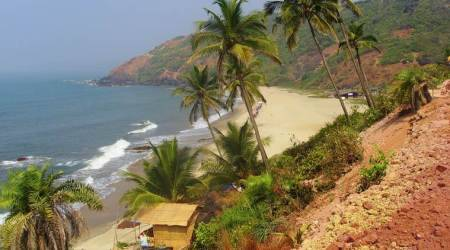 Don't enter sea in rains, warns lifeguard agency of Goabeaches