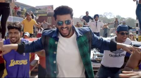 Mubarakan: Arjun Kapoor is back to his chichora self, treats with teaser of masala song 'Hawa Hawa'