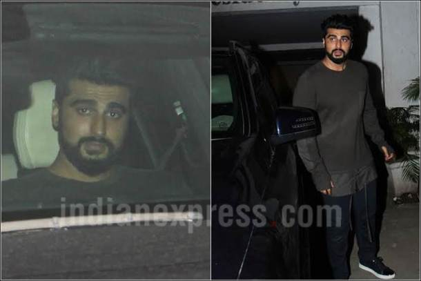 arjun kapoor, arjun kapoor karan johar, karan johar party image, arjun kapoor image
