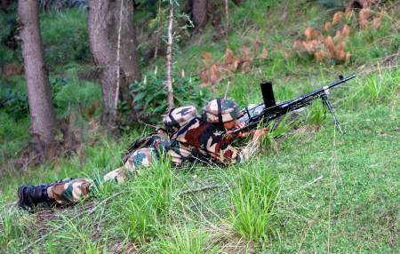 India, Pakistan exchange heavy fire on LoC; no casualties