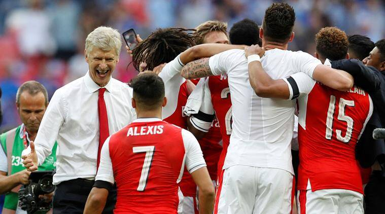 Arsene Wenger, Arsene Wenger Arsenal, Arsenal, Arsenal Arsene Wenger, Premier League, sports news, sports, Football, Indian Express