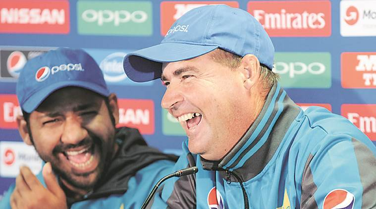 india vs pakistan, icc champions trophy, mickey arthur, pakistan cricket team, cricket news, indian express sports, latest news, indian express