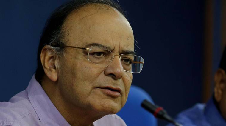 arun jaitley news, jammu-kashmir news, business news, indian express news