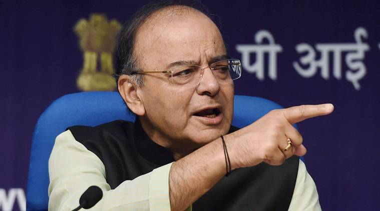 Arun Jaitley,Arun Jaitley on politicial fundings, Arun Jaitley on corruption, Prime Minister Narendra Modi, indian express news