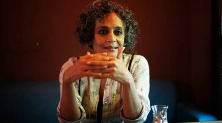Arundhati Roy: Ignoring of things is as political as the addressing ofthem