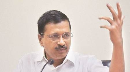 Arvind Kejriwal suggests setting up of SPV for drain-cleaning in Delhi