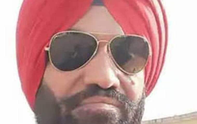 Punjab Police Inspector Inderjit Singh, Inderjit Singh, Punjab cop, India News, Indian Express, Indian Express News