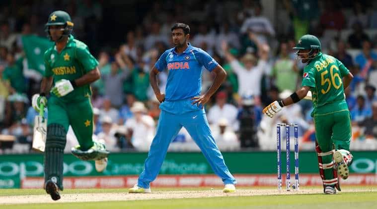 ashwin, india vs pakistan