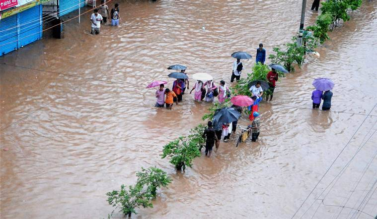 Flash floods in NE states, Mizoram worst hit