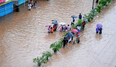 Assam floods: Over one lakh people affected in eight districts