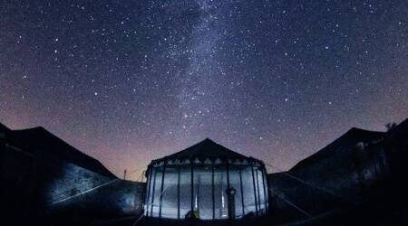 Starry starry night: India gets its first astronomy resort