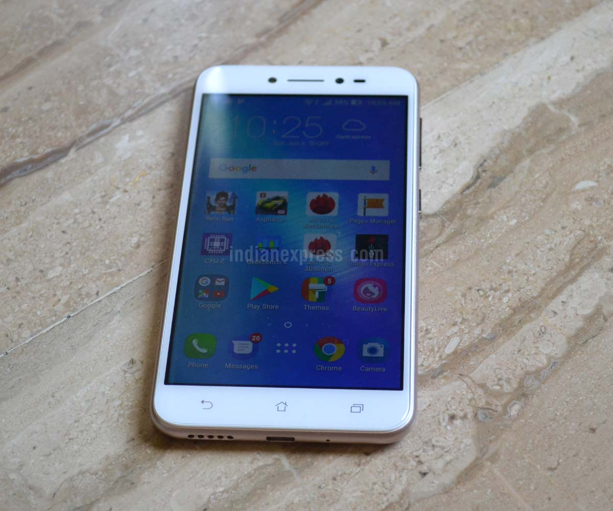 Asus Zenfone Live review: For the love of live video | Technology ...