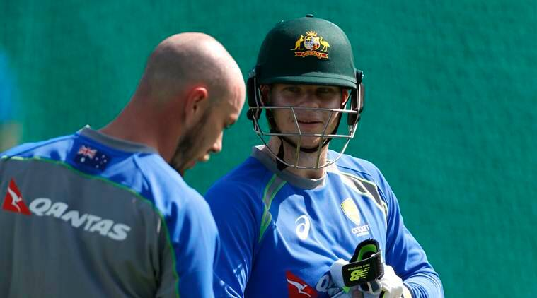 Champions trophy 2017: Showers rescue struggling Australia