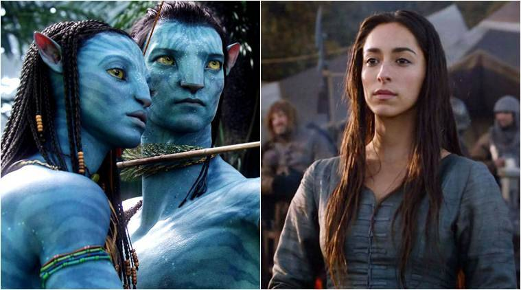 avatar, avatar movie, oona chaplin, avatar sequel, avatar 2