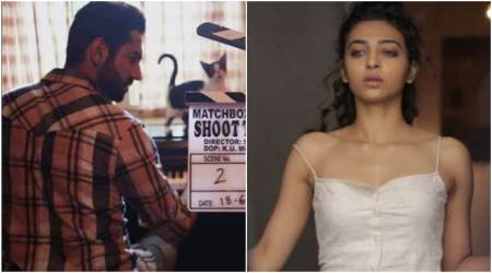 Radhika Apte joins Ayushmann Khurrana's Shoot The Piano Player, says she is 'over the moon'