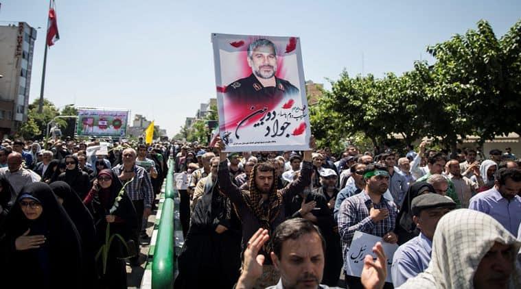 Ayatollah Khomeini, Tehran attack, Attack parliament, suicide bombings Iran, Islamic republic