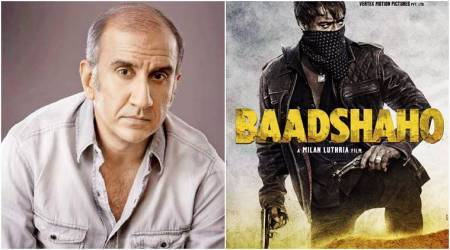 It's ok if people relate Baadshaho to Once Upon a Time in Mumbaai, says director MilanLuthria