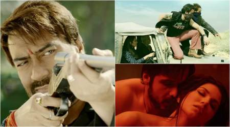 Baadshaho teaser: Ajay Devgn is out for gold, Emraan Hashmi and Sunny Leone sizzle up screen. Watch video