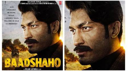 Baadshaho actor Vidyut Jammwal shares his special moment with his 'idol' Ajay Devgn