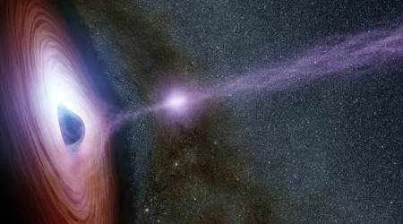 black holes, supermassive black holes, how are gravitational waves formed, gravitational waves, Andromeda galaxy